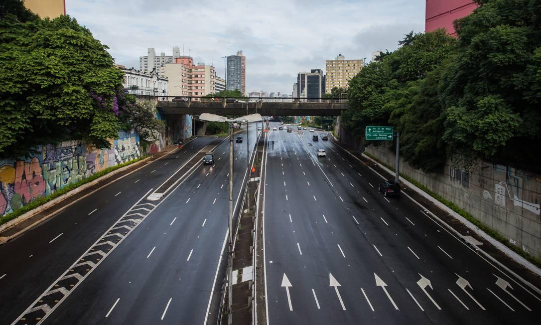 Ligação Leste-Oeste Foto: Edilson Dantas / Agência O Globo