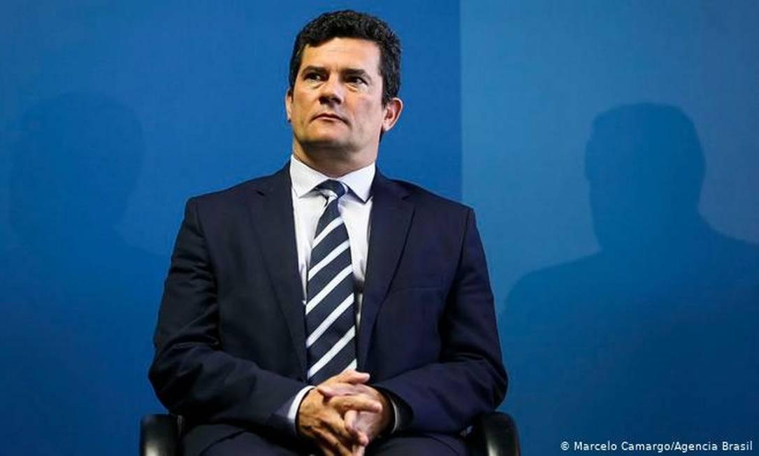 Sergio Moro julgou casos da Lava Jato entre 2014 e 2018 Foto: Agência Brasil