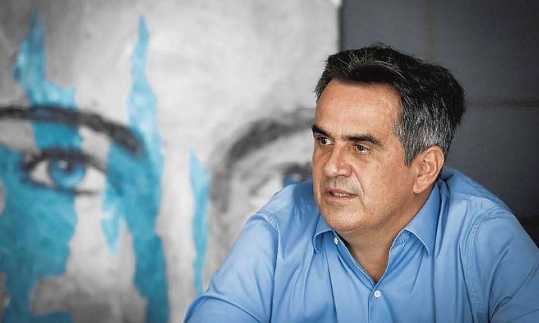 Entrevista com o Senador Ciro Nogueira Foto: Pablo Jacob / Agencia O Globo