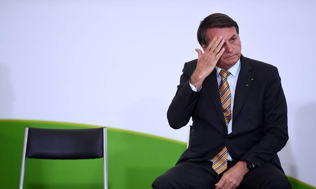 Jair Bolsonaro Foto: Evaristo Sá/AFP