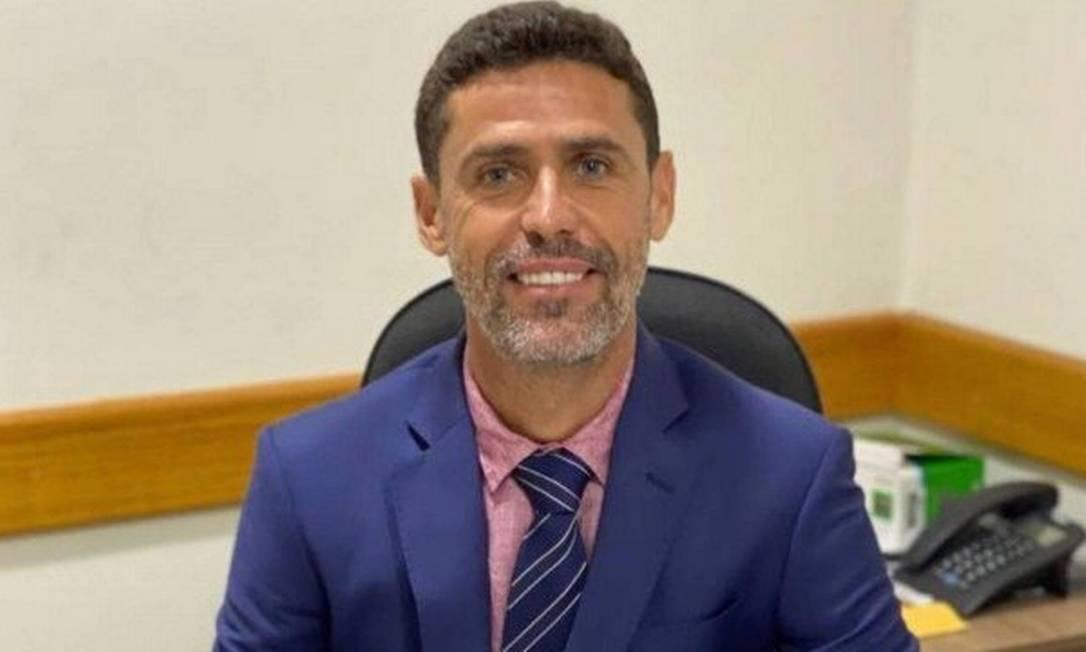 O vereador Danilo Francisco da Silva Foto: Divulgação