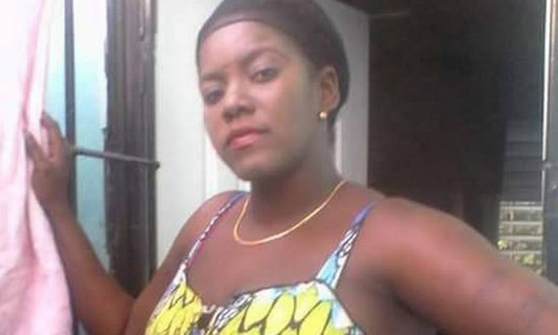 A haitiana Manite Carol Dorlean morreu em janeiro de 2021, quando tentava atravessar a fronteira do México com os EUA Foto: Reprodução