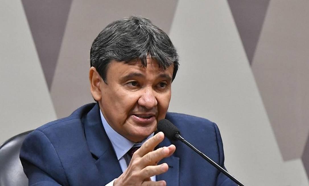 O governador do Piauí, Wellington Dias Foto: Geraldo Magela / Agência Senado