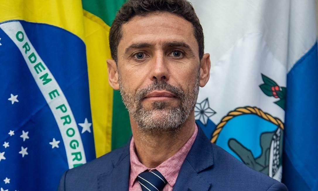 Danilo do Mercado foi assassinado em Duque de Caxias Foto: Reprodução