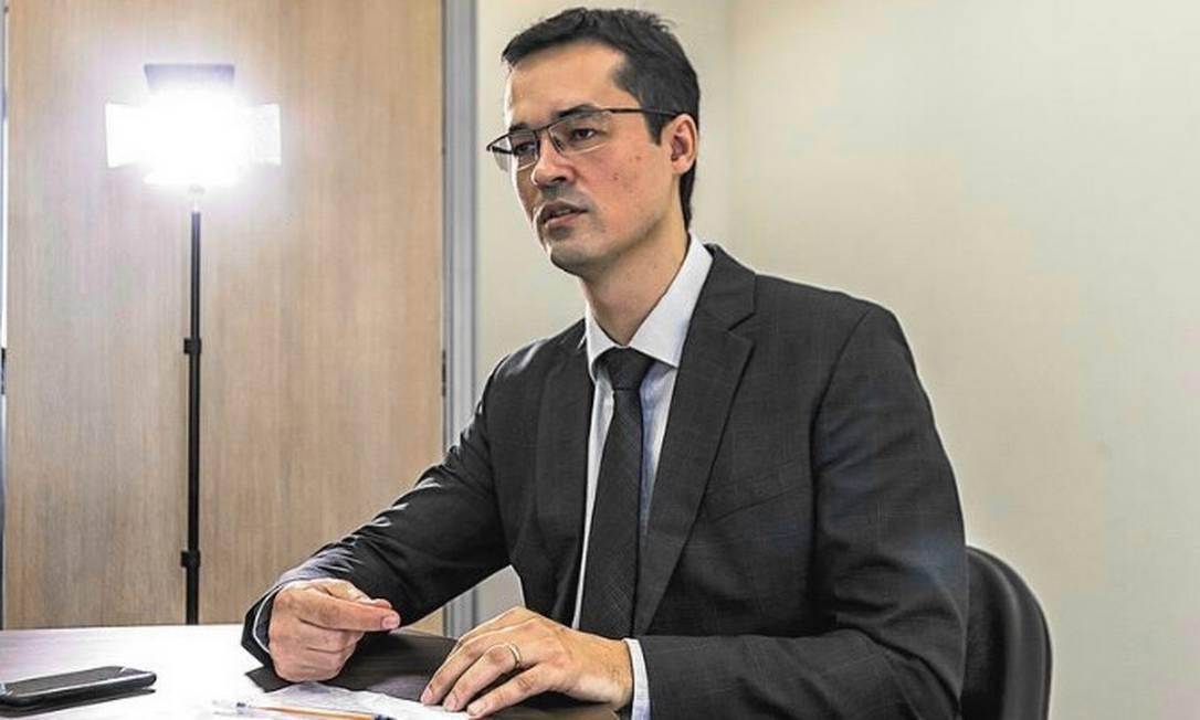 Procurador da República Deltan Dallagnol Foto: André Rodrigues