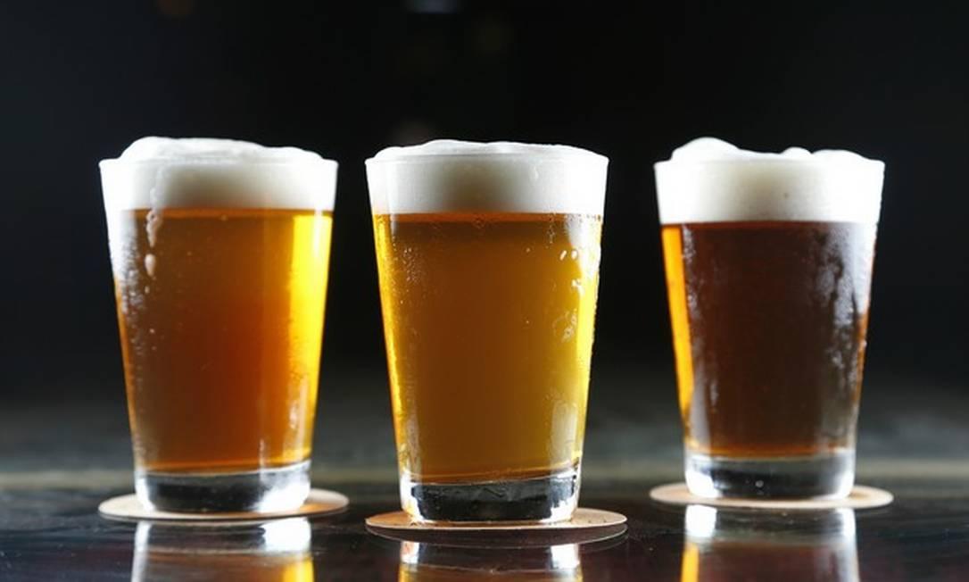 Cervejas são 65% das vendas de startup Foto: Agência O Globo