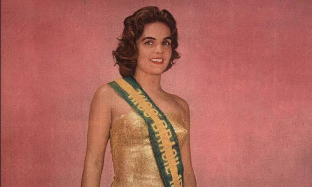 Morre Therezinha Morango, ex-miss Brasil, aos 84 anos - Jornal O Globo