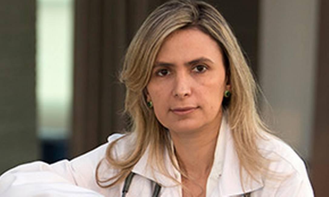 A médica cardiologista Ludhmila Hajjar Foto: Reprodução / Internet
