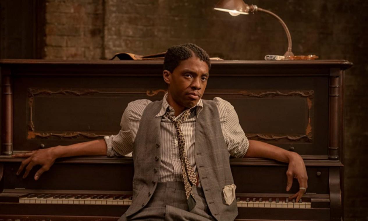 """""""A Voz Suprema do Blues"""": Netflix Foto: Reprodução"""