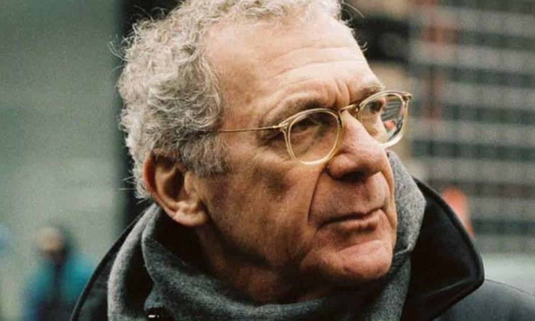 """Sydney Pollack, 2009: o melhor filme daquele ano foi para """"O Leitor"""", produzido por ele. Foto: Reprodução"""