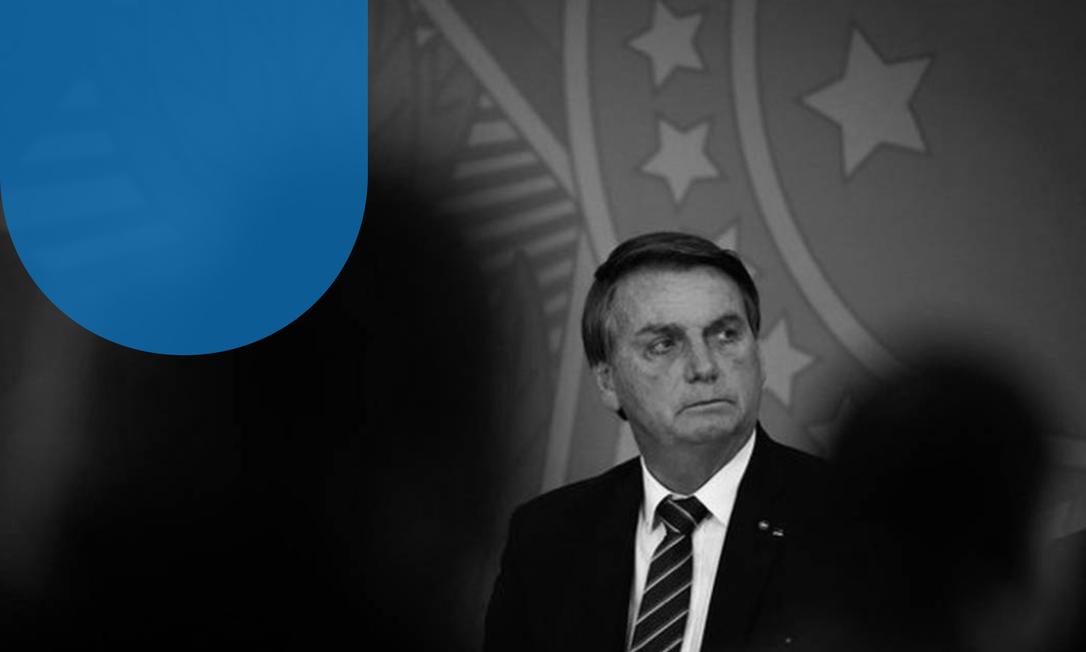 O presidente Jair Bolsonaro: medida para atender o Acre Foto: Pablo Jacob