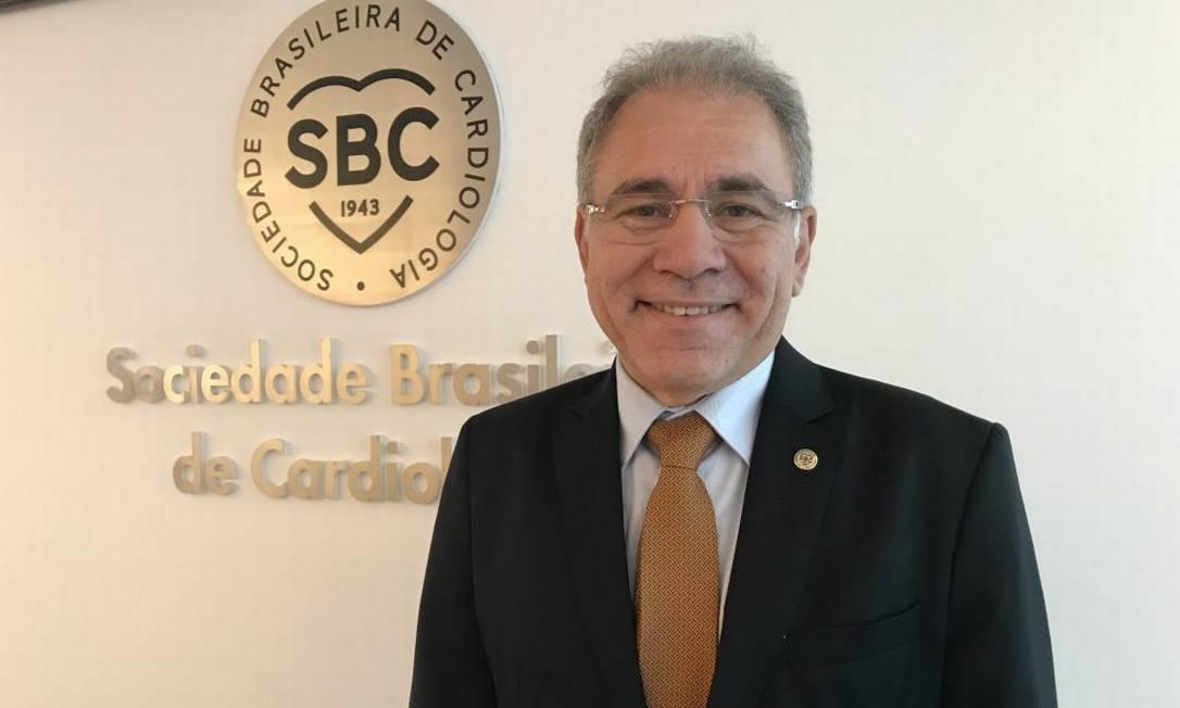 O médico Marcelo Queiroga Foto: Divulgação
