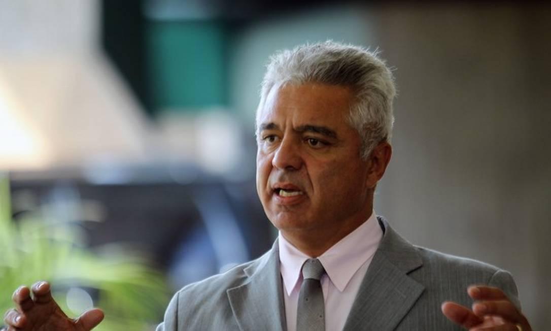 Senador Major Olimpio (PSL-SP) Foto: Jorge William/Agência O Globo