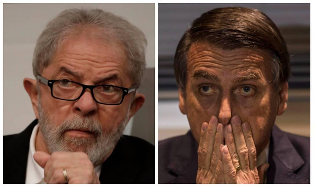 Lula tem engajamento 9,6 vezes maior que Bolsonaro nas redes após  elegibilidade - Época