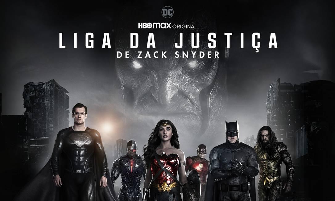 Snyder Cut': nova versão de 'Liga da Justiça' estreia após esforço de fãs  para salvar a saga - Jornal O Globo