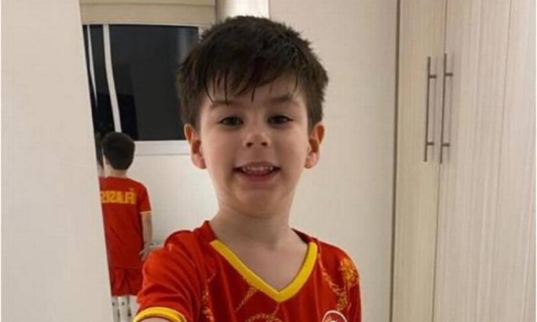 Henry Borel: morte de menino de 4 anos é investigada por polícia Foto: Reprodução