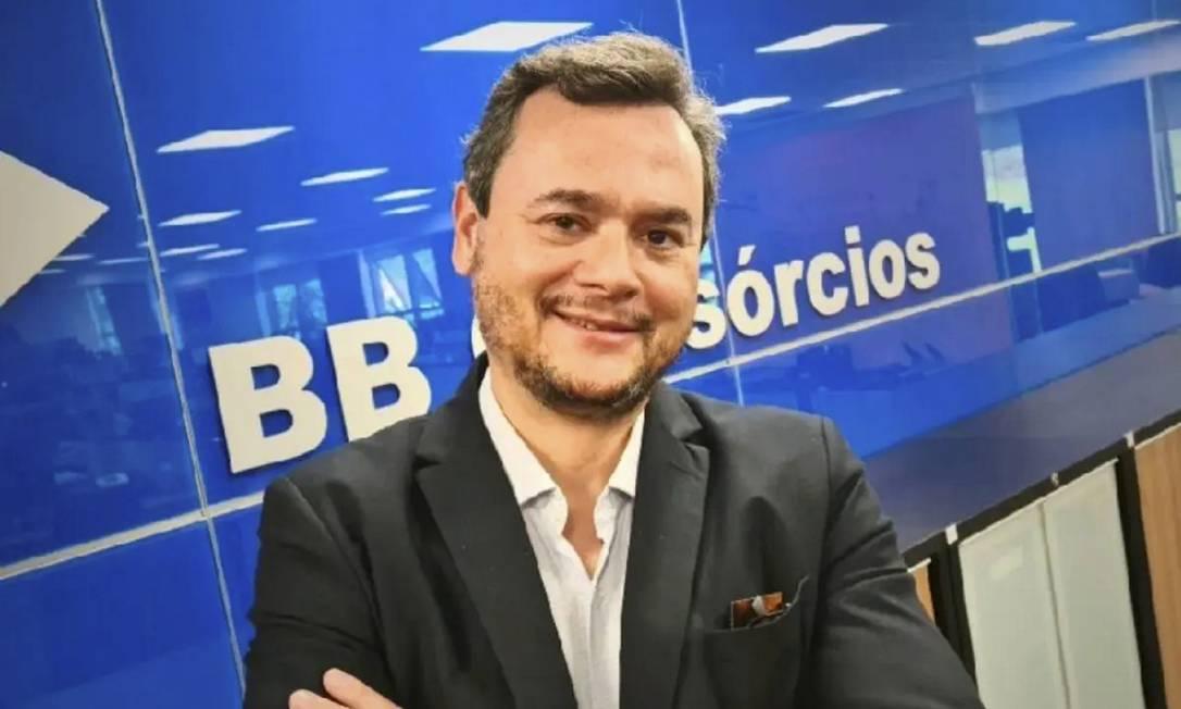 EC - Novo indicado para ser diretor do Banco do Brasil, Fausto de Andrade Ribeiro que é do BB Consórcios. Foto: Reprodução Foto: Agência O Globo