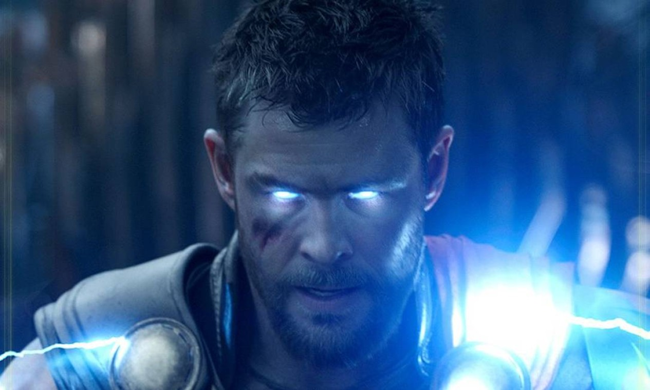 'Thor: Ragnarok' (2017): Aprisionado no planeta Sakaar, Thor deve correr contra o tempo para retornar a Asgard e impedir o Ragnarök, a destruição de seu mundo causado pela vilã Hela. Hulk retorna após os eventos de 'Era de Ultron'. Foto: Reprodução