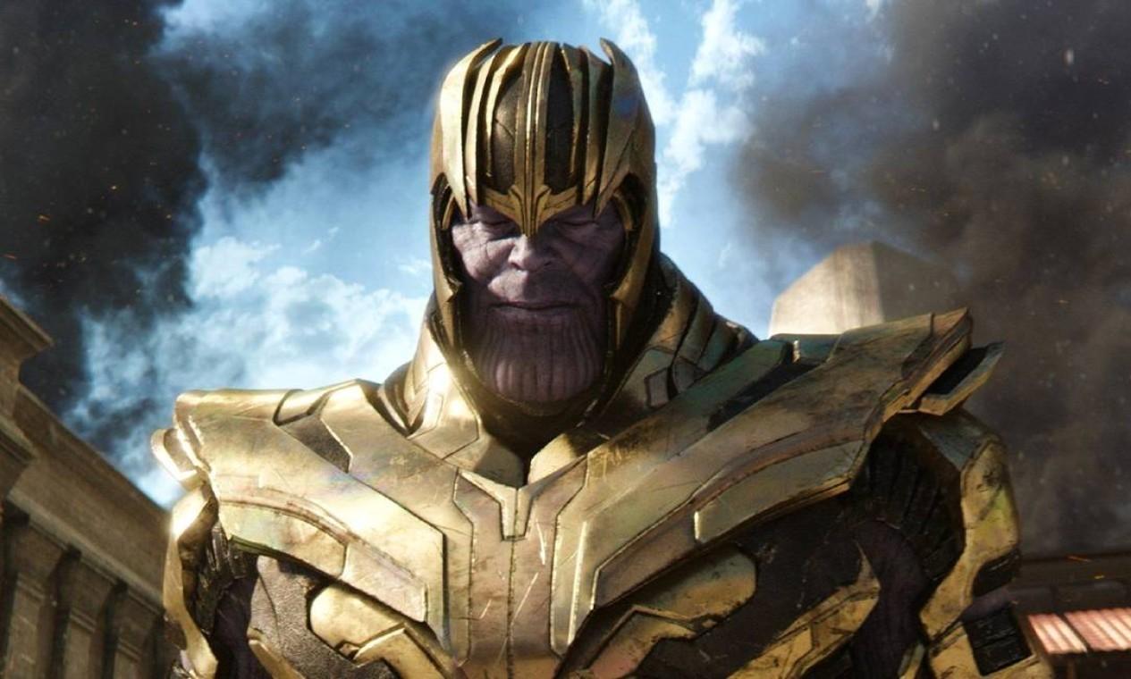 'Vingadores: Guerra Infinita' (2018): Os Vingadores e seus aliados devem estar dispostos a sacrificar tudo em uma tentativa de derrotar o poderoso Thanos antes que ele consiga acabar com o universo. A Joia da Alma aparece pela primeira vez. Foto: Reprodução