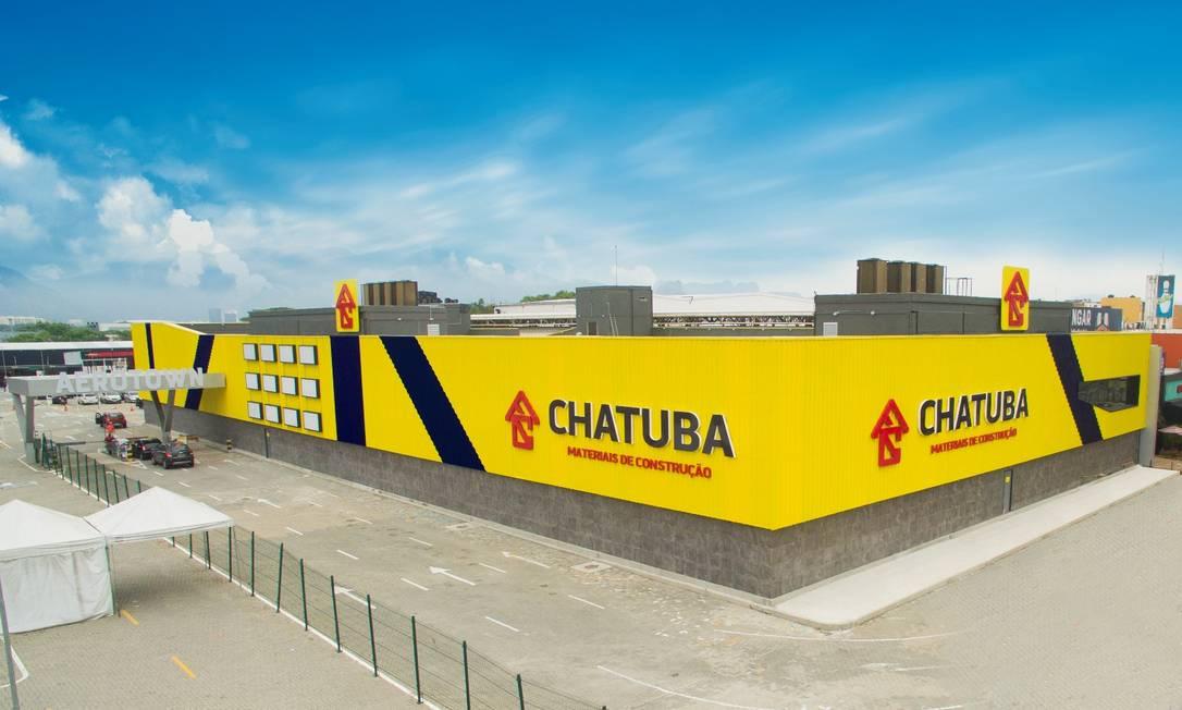 Com 4.000m², a nova loja conta com 15 mil produtos organizados entre básicos e decoração, facilitando a compra Foto: Divulgação