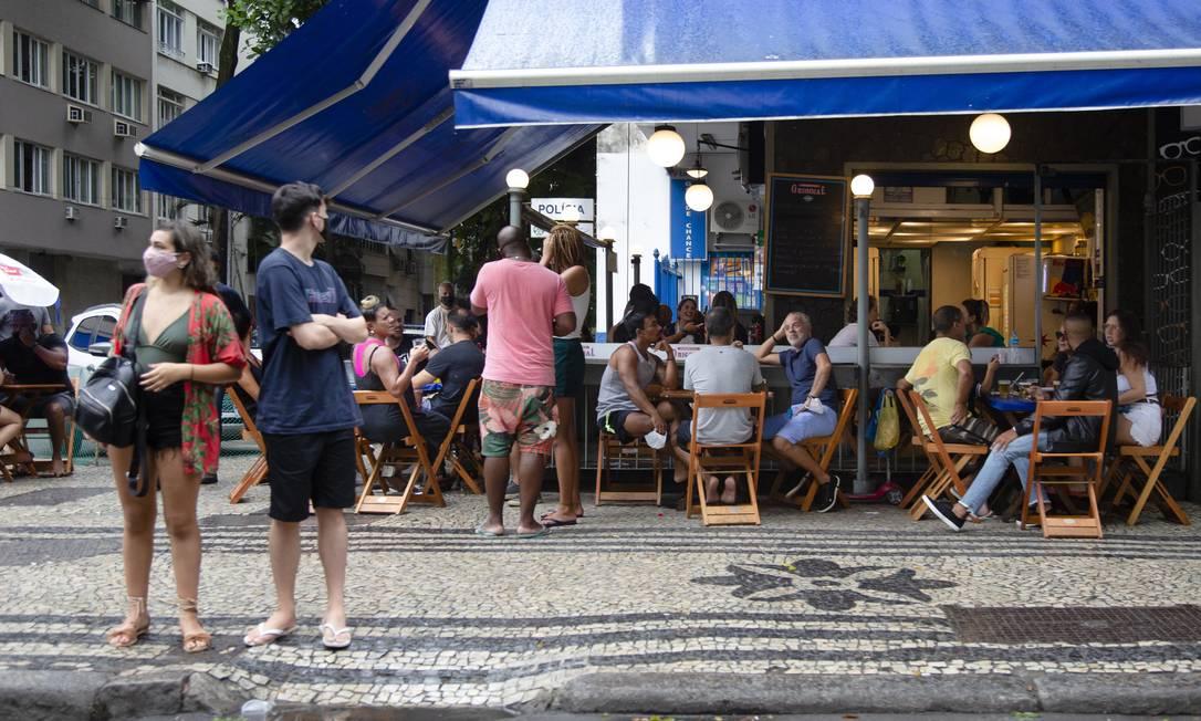 Prefeitura anuncia segunda-feira funcionamento apenas de serviços essenciais por dez dias Foto: Leo Martins / Agência O Globo