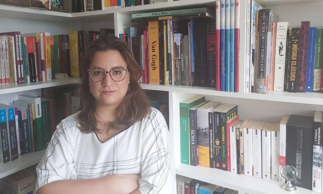 """Uso indevido. Fabiana Santiago vê ação para prejudicar o """"jogo democrático"""" Foto: Divulgação"""