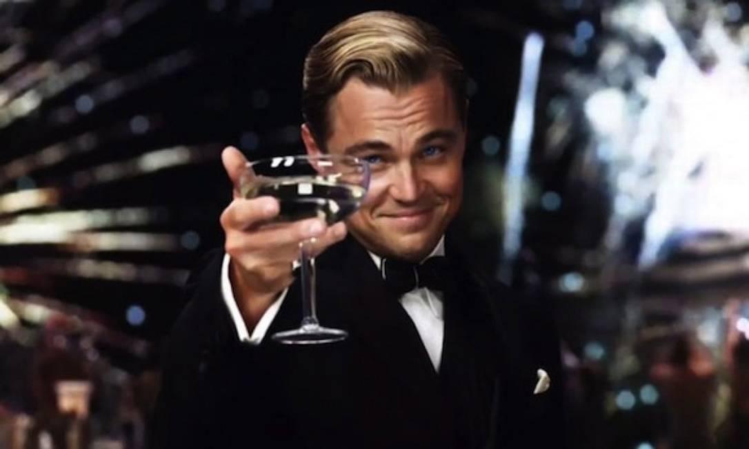 """Leonardo Di Caprio em """"O Grande Gatsby"""" Foto: Divulgação"""