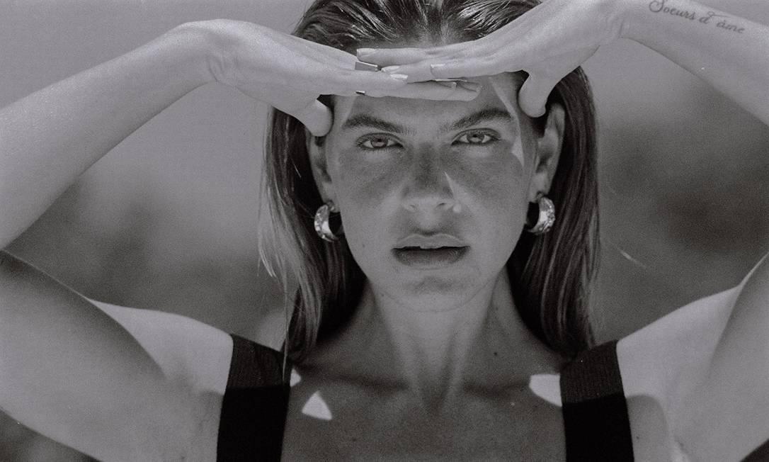 Mariana Goldfarb: modelo resolveu se tratar após a quarta vez em que forçou o vômito depois de comer uma barra inteira de chocolate Foto: divulgação / Divulgação/ Leco Moura