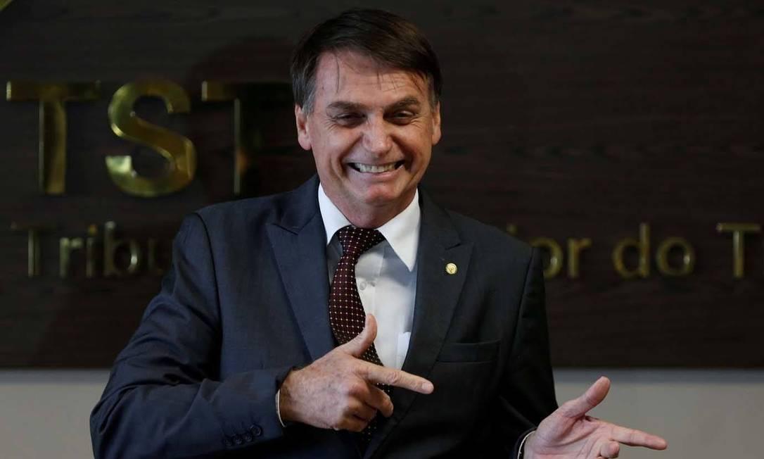 Jair Bolsonaro Foto: Adriano Machado/Reuters
