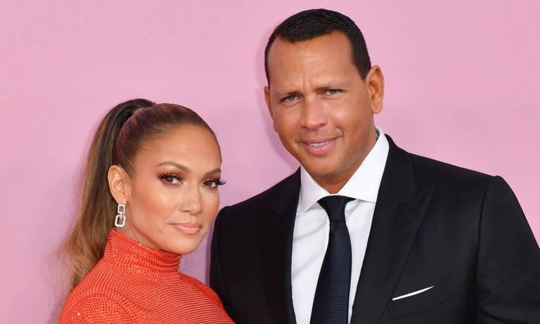 Jennifer Lopez e Alex Rodriguez 'estão priorizando o relacionamento', diz revista - Jornal O Globo