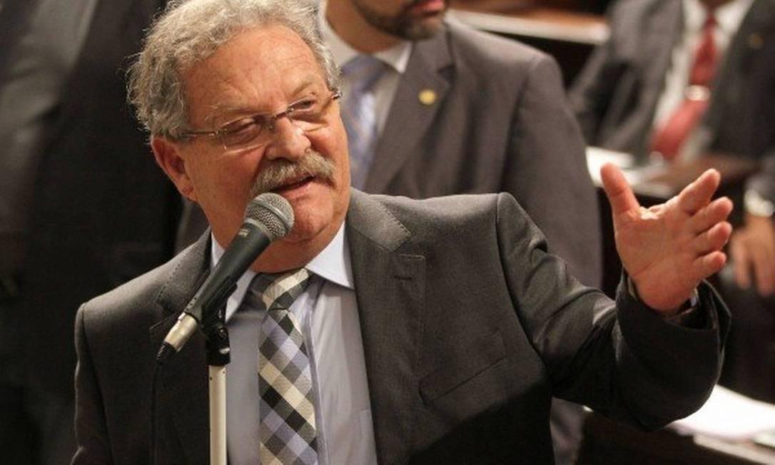 O deputado Coronel Jairo (SDD), pai do ex-vereador Dr. Jairinho Foto: Rafael Wallace / Divulgação / Alerj