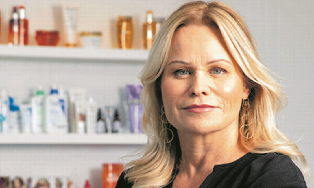 """An Verhulst-Santos, presidente da L'Oréal Brasil: """"O Brasil é um laboratório a céu aberto da beleza em toda sua diversidade"""" Foto: Divulgação"""