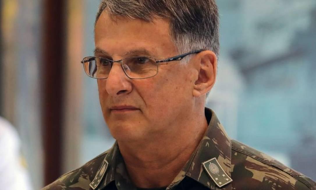 Pujol saiu do comando do Exército nessa terça-feira Foto: Getty Images