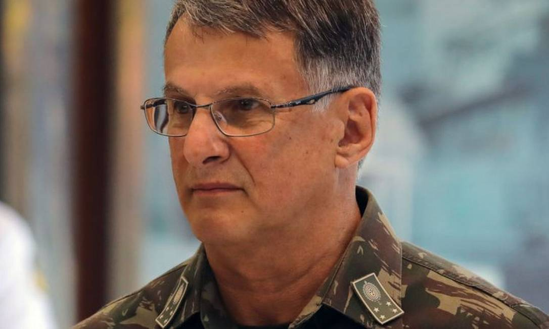 Pujol saiu do comando do Exército nessa ter?a-feira Foto: Getty Images