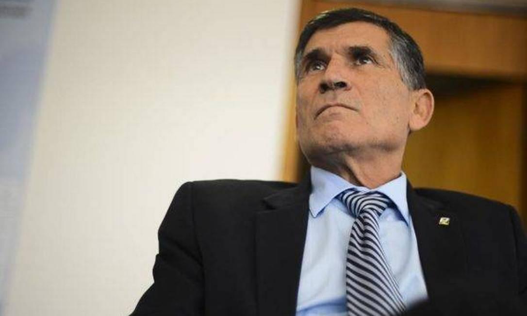 General Carlos Alberto dos Santos Cruz Foto: Agência Brasil