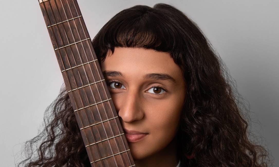 """Antonia Medeiros produziu de forma independente o álbum """"Motriz"""" Foto: Aloysio Araripe / Divulgação/Aloysio Araripe"""