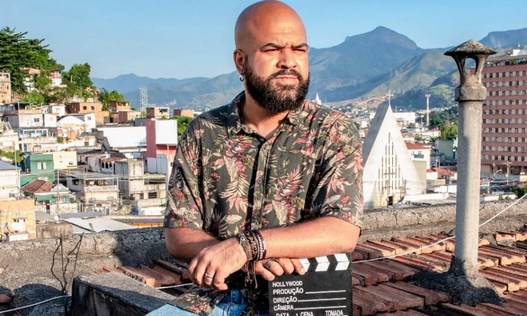 Thiago Maia é o idealizador do canal Eu Te Amo Madureira Foto: Divulgação/Dayana Sabany