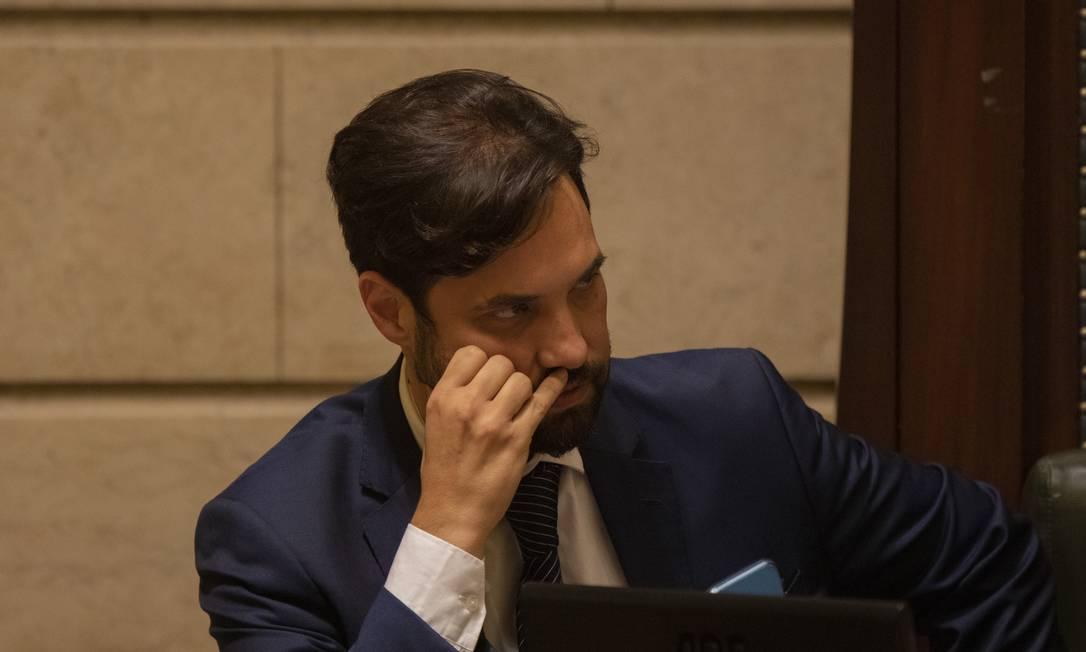 Vereador Dr. Jairinho Foto: Gabriel Monteiro / Agência O Globo