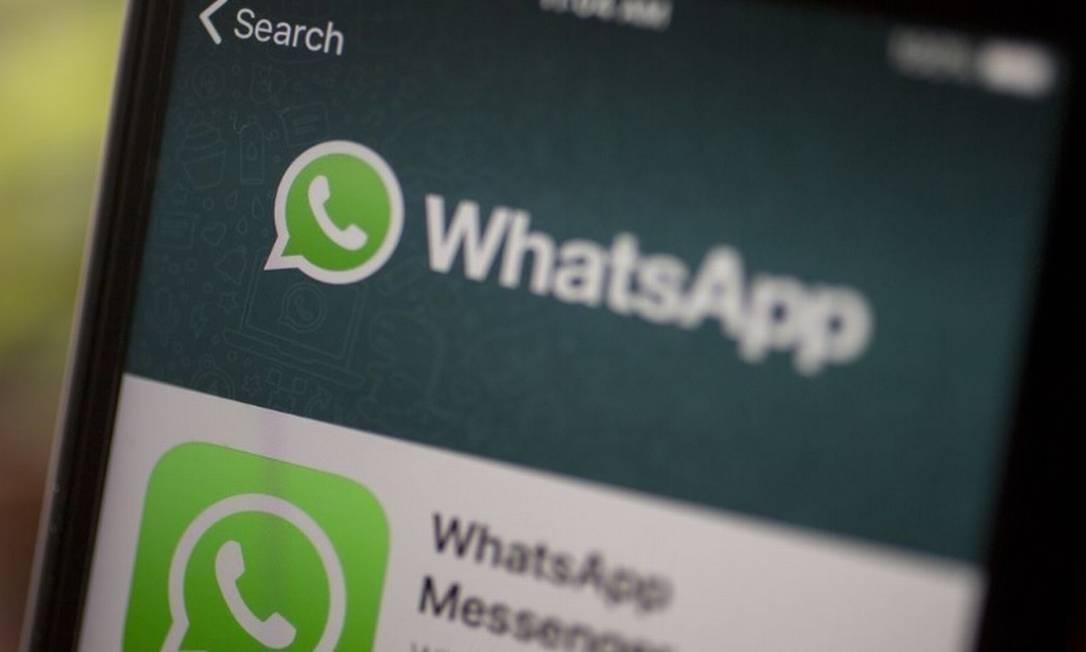 BC libera transferência de dinheiro pelo WhatsApp Foto: Bloomberg