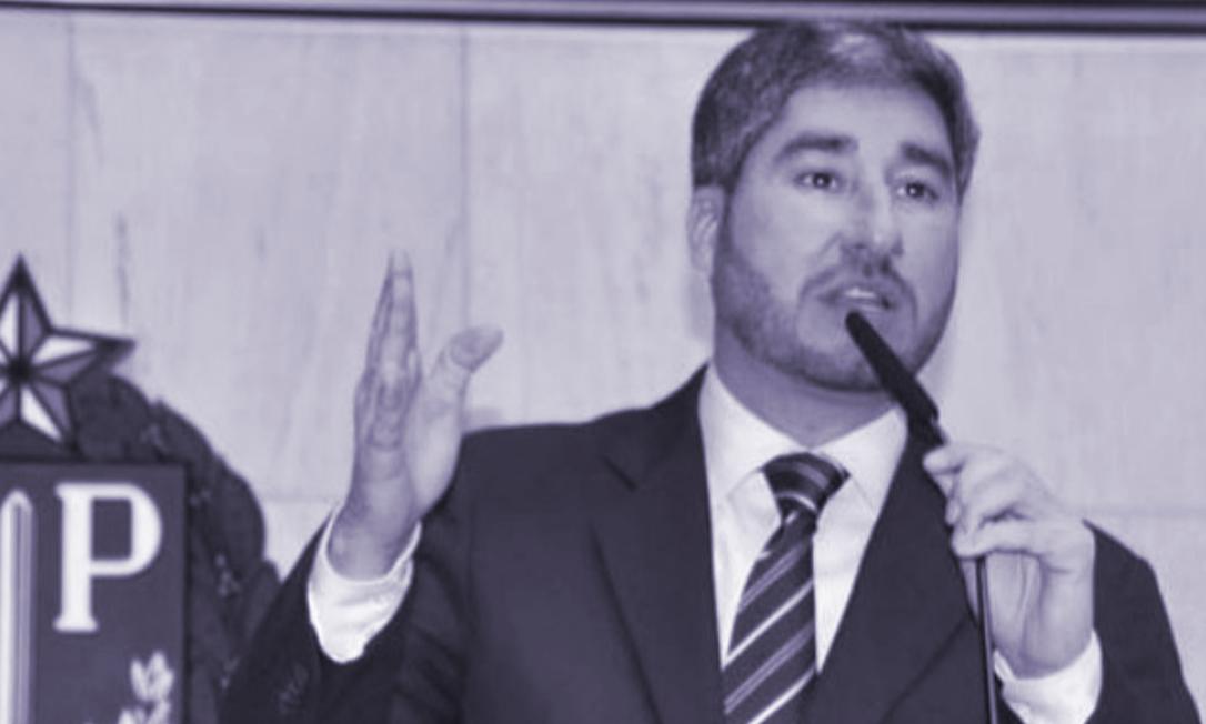 Deputado Fernando Cury, suspenso por importunação sexual Foto: Divulgação / Divulgação