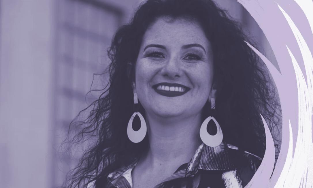 Paola Carvalho, diretora de Relações Institucionais da Rede Brasileira de Renda Básica Foto: Divulgação