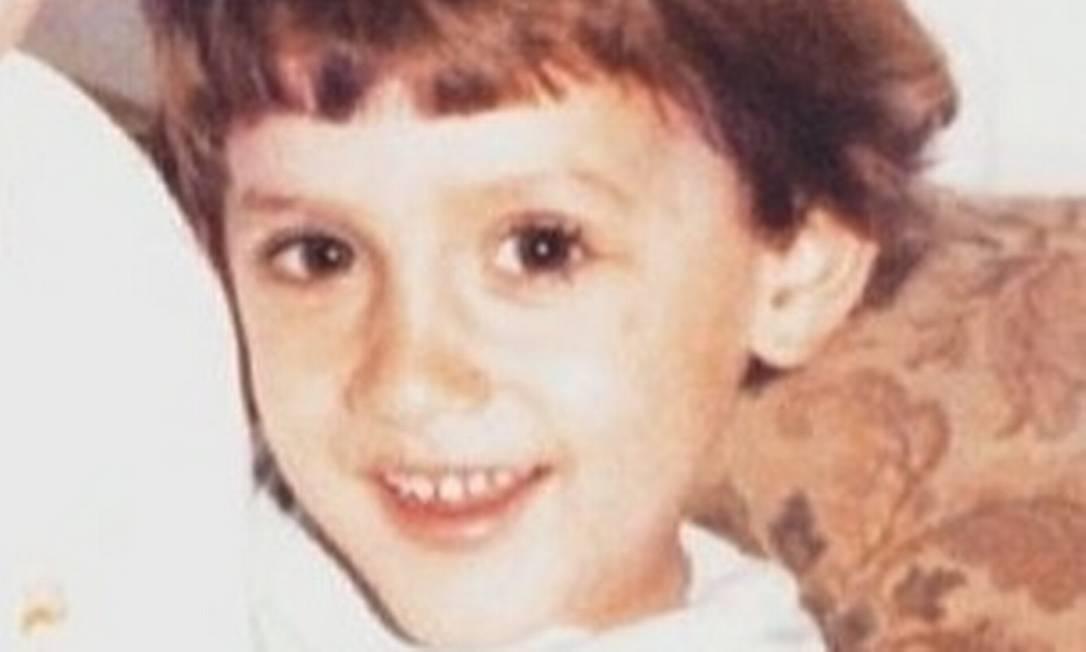 Paulo Gustavo em foto de quando era criança Foto: Reprodução