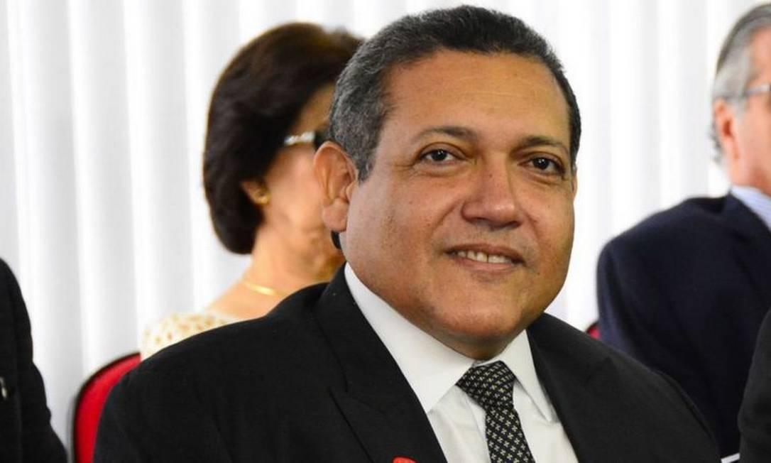 Ministro do STF Kassio Nunes Marques liberou missas e cultos durante a pandemia Foto: ASCOM/TRF1