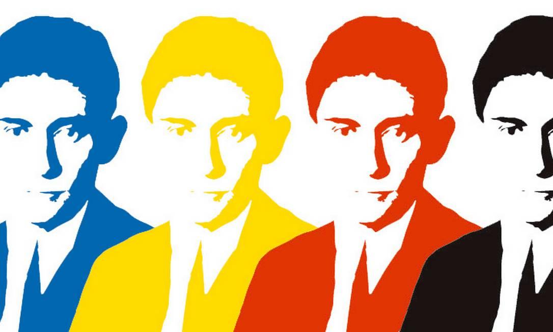 Legado do escritor Franz Kafka é alvo de uma briga judicial que se arrasta há décadas Foto: Reprodução