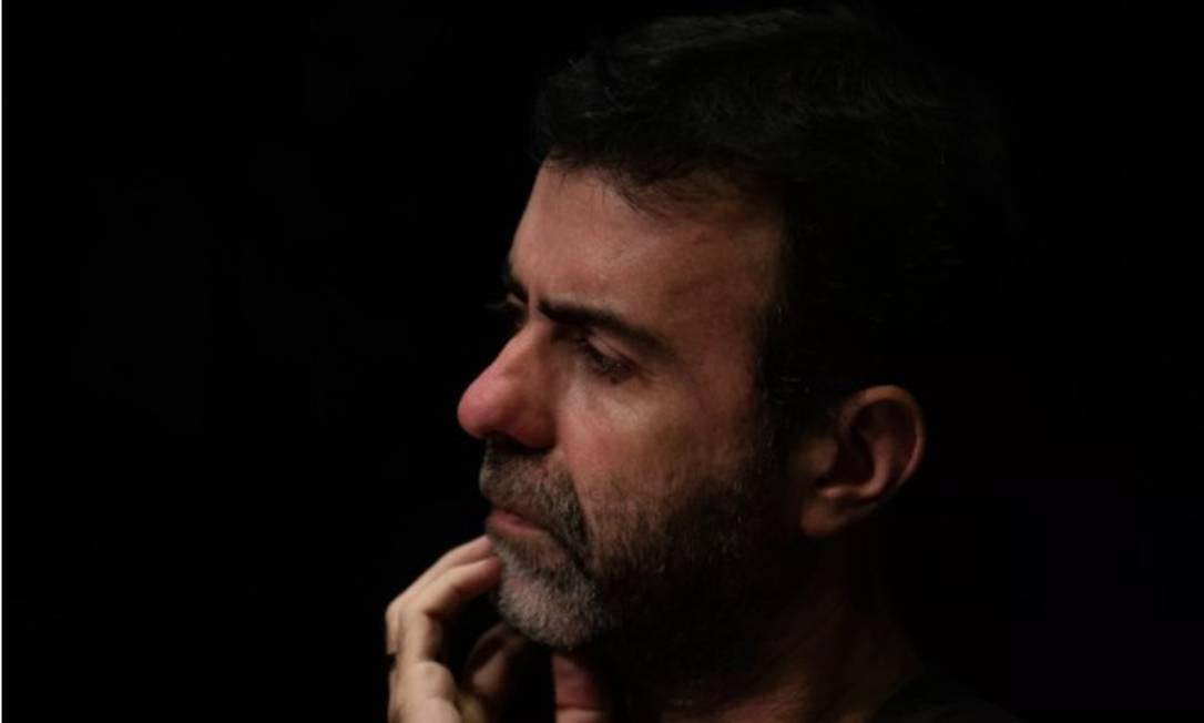 Marcelo Freixo, do PSOL Foto: Roberto Moreyra