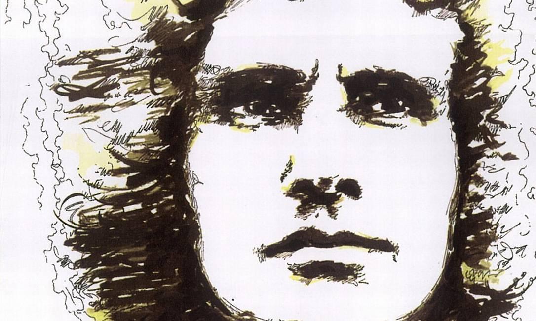 Capa do LP de 1971 de Roberto Carlos. Foto: Reprodução