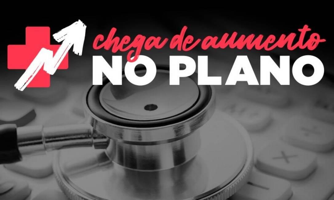 Campanha do Idec pretende mobilizar consumidores e lotar caixa de mensagens de diretoria da ANS com manifesto contra aumento de mensalidades Foto: Divulgação