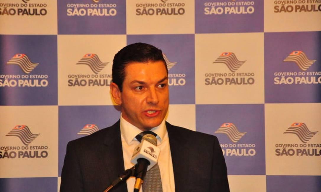 O novo diretor da Polícia Federal, o delegado Paulo Maiurino Foto: Divulgação