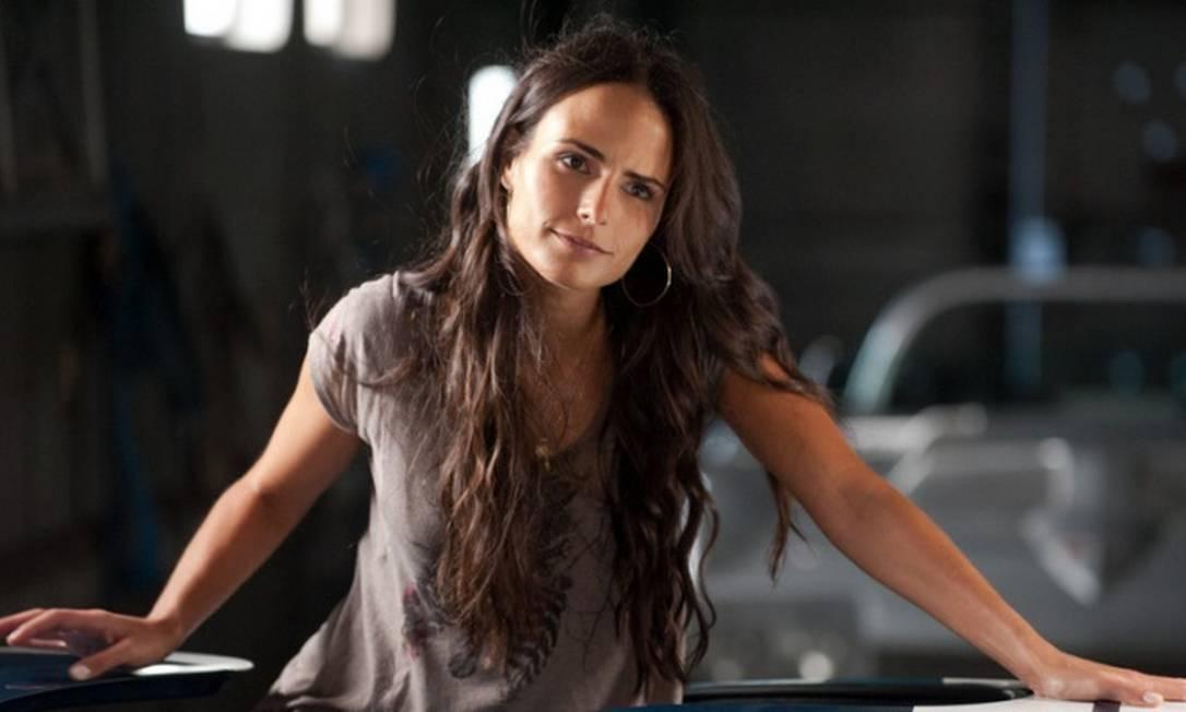 """Jordana Brewster como Mia, em """"Velozes e Furiosos"""" Foto: Divulgação"""