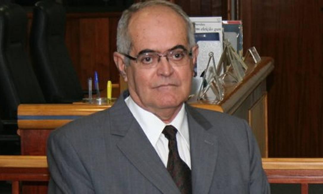 Desembargador João Waldeck, do Tribunal de Justiça de Goiás Foto: Divulgação